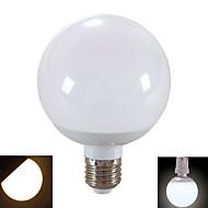 1 шт. MORSEN E26/E27 12 W 24 SMD 5730 1000 LM Тёплый белый/Холодный белый A Круглая лампа AC 85-265 V