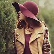 Damer Vintage Afslappet Vinter Blød Hat Solhat Bomuld