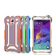 For Samsung Galaxy Shockproof Case Back Cover Case Armor Hard Metal Samsung Note 5 Note 4