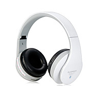 STN-12 Foldable Wireless On-ear Stereo Bluetooth Headset with Card Slot
