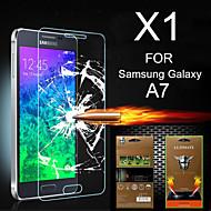 ultieme schokdemping screen protector voor de Samsung Galaxy a7 (1 stuks)