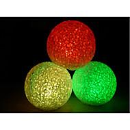 morsen® 1.5W RGB-Farbe Kristallkugel Lampennachtlicht