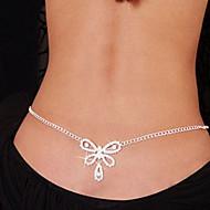 Γυναικεία Κοσμήματα Σώματος Αλυσίδα για την Κοιλιά Body Αλυσίδα / κοιλιά Αλυσίδα Μοναδικό Μοντέρνα Sexy κοστούμι κοστουμιών Στρας