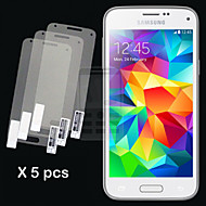 gym 5pcs hd scherm film voor Samsung Galaxy S5 mini