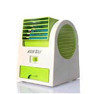 shqianjiatian®creative studerende usb mini klimaanlægget fan batteri duft hakaze fan 1360
