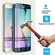 gym 1 stk glass skjerm herdet film for samsung galaxy s6 kanten g9250