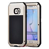 dla Samsung Galaxy S6 aluminiowej obudowie wodoszczelnej obudowy wstrząsoodporny tylna pokrywa Gorilla Glass S5 S4 S3