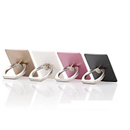 Universal Ring 360 Degree Rotation Bracket for iPhone/iPad and Others (Assorted Colors)