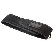 Mini Flashlight Case Cover (Black)