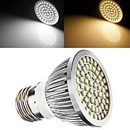 1 st DAIWL E26/E27 7 W 60 SMD 2835 700 LM Varmvit/Naturlig vit Dekorativ Spotlight AC 220-240/AC 110-130 V