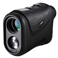 l1200a (골프) 레이저 거리 측정기, 거리, 속도, 높이, 각도 측정 모드, 사냥, 아웃 도어, 캠핑, 스포츠, 6x22monocular