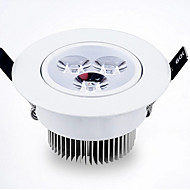 ZDM ™ 6W 500-550lm LED-paneel LED receseed lights (85-265V)
