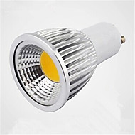 Spot LED Blanc Chaud / Blanc Froid / Blanc Naturel Bestlighting 1 pièce MR16 GU10 7W 1 COB 600 LM AC 85-265 V