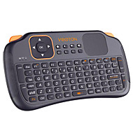 Mini S1 2.4G Fly Gaming Air Mouse Wireless keyboard Remote Control for PC Laptop Desktop with Touchpad