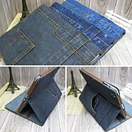 Denim Bag with Stand Protective Sleeve for ipad air