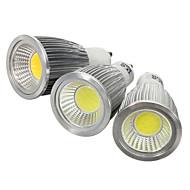 1 stk. GU10 7 W 1 COB 560 LM Varm hvid/Kold hvid Spotlys AC 85-265 V