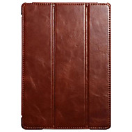 Genuine Leather Full Body Case And Folding Case And Flip Up And Down And Vintage Style For Apple ipad air2 9.7 Inch