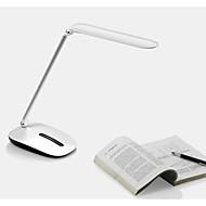 10w pieghevole tocco ha condotto la lampada da tavolo occhio-protezione con 60 luci