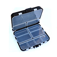 Multifuntional Transparent Plastic Waterproof  Storage Box Fishing Box