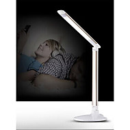 10W Folding Touch LED Eye-Protection Table Lamp with 30 Lights