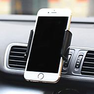 bil Air vent mount holder holder til alle smart telefon
