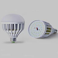 Ampoules Globe Blanc Chaud 1 pièce E26/E27 18 W 36 SMD 5730 2520(lm) LM AC 100-240 V