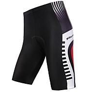 WOLFBIKE Mujer/Hombres/Unisex Primavera/Verano/Otoño CiclismoPrendas de abajo/Shorts/Pantalones/Capas de Base/Pantalones cortos Ropa