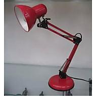 נורות שולחן עבודה זרוע מסתובבת/מגן עין מודרני/עכשווי מתכת