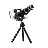 8x Zoom Optical Telephoto Lens Manual Focus Telescope Phone Camera Lens with Tripod