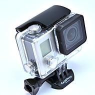 GoPro Accessoires glad Frame / Beschermend Doosje / Waterdichte behuizing / Bevestiging Waterbestendig, Voor-Actiecamera,Gopro Hero 3+ /