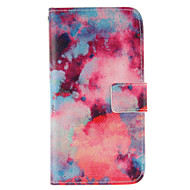 Για Samsung Galaxy Θήκη Πορτοφόλι / Θήκη καρτών / με βάση στήριξης / Ανοιγόμενη tok Πλήρης κάλυψη tok Τοπίο Συνθετικό δέρμα SamsungJ7 /