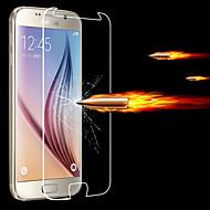 HD Fingerprint-Proof Transparent Scratch-Proof Glass Film for Samsung Galaxy S6