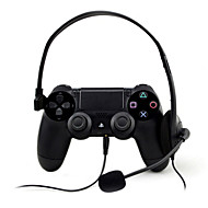 kinghan® mini muovi single kuulokkeet PS4