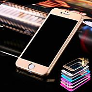 iPhone 6 / 6S用hzbyc®チタン3Dアーク鋼の保護フィルム