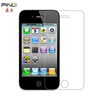 Pinli 9H 2.5D 0.3mm Tempered Glass Screen Protector For Iphone 5 5G 5S 5C