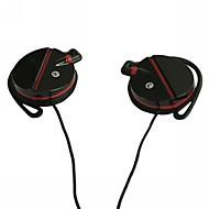 yleinen stereo mp3 korva-koukku kuuloke clip-kuulokkeet urheilu kuuloke