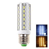 Ampoule Maïs Blanc Chaud/Blanc Froid 1 pièce E26/E27 18 W 42 SMD 5630 1650 LM AC 100-240 V