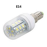 5W E14 / G9 Точечное LED освещение 27 SMD 5730 450-500 lm Тёплый белый / Холодный белый AC 220-240 V