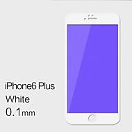rtako®anti-sininen valo helppo asentaa 0.1mm kanssa puhdistusliinalla karkaistu lasi näytön suojakalvo iPhone 6 plus 5.5inch