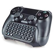 kinghan® Mini / recargable / juegos teclados bluetooth plástico mango / bluetooth / Teclado para PS4