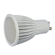 2개 GU10 7 W 14pcs SMD 5730 560-630 LM 따뜻한 화이트 스팟 조명 AC 85-265 V
