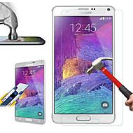 ultra tynde high gennemsigtighed eksplosionssikret hærdet glas til Samsung Galaxy Note 3