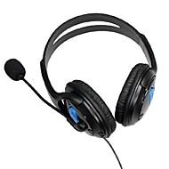 kinghan® cuffie voce plastica per PS4
