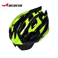 男女兼用 - サイクリング/マウンテンサイクリング/ロードバイク - マウンテン/ロード/スポーツ - ヘルメット ( グリーン/レッド/ブルー/ダークピンク/シルバー , PC/EPS ) サイクリング/マウンテンサイクリング/ロードバイク N/A 通気孔