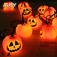 GMY Christmas Light Pumpkin String Light