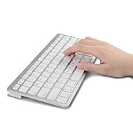 Ultra Compact Slim Profile Wireless Bluetooth Keyboard
