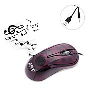 ergonomia muotoilu kaiutin 3202 kiinteä audio musiikki monikäyttöinen hiiri optinen hiiri tietokoneen tarvikkeet Kannettavan tietokoneen