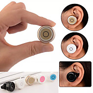 Headphone Bluetooth V3.0 In Ear Stereo with Microphone Sports for Samsung and Other Andriod Phones(Assorted Color)