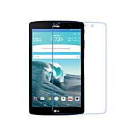 υψηλή διαφανές προστατευτικό οθόνης για LG g μαξιλάρι x 8.3 tablet προστατευτική μεμβράνη