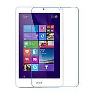 vysoká ochrana jasná obrazovka Karta Acer Iconia 8 w1-810 tablet ochrannou fólií